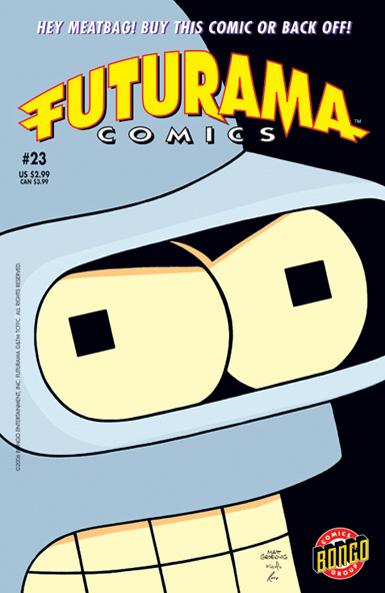 Futurama Comics